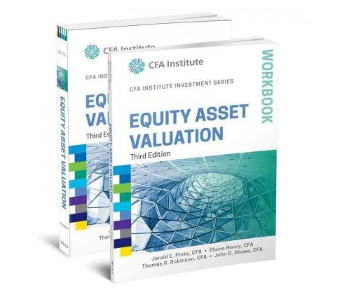 Equity Asset Valuation (Workbook) (Hardcover) (Jerald E. Pinto) - image 1 of 1