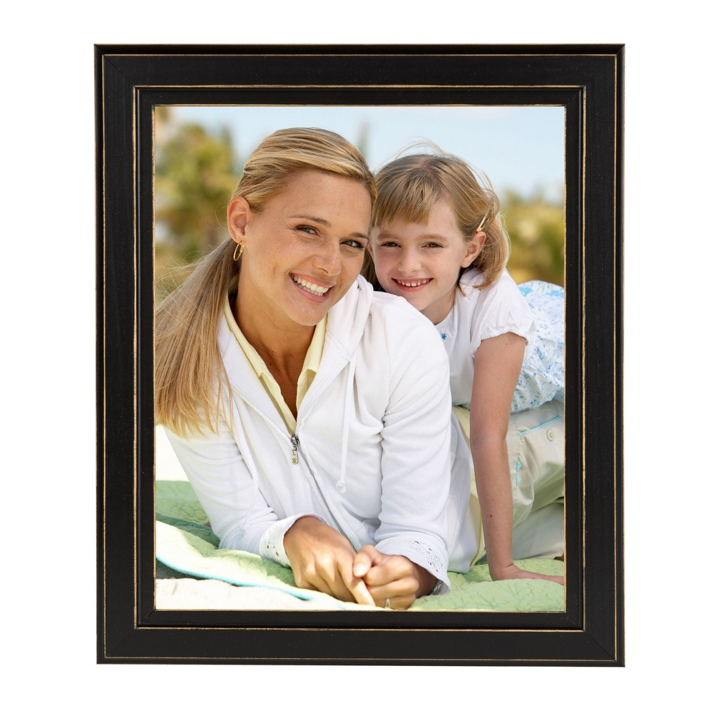 Kieva Picture Frame Black 8x10 6pk - DesignOvation