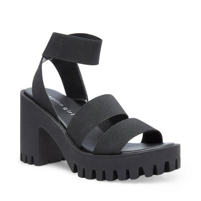 Madden Girl Women's Sohoo Platform Sandal