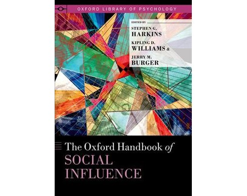 Oxford Handbook of Social Influence (Hardcover) - image 1 of 1