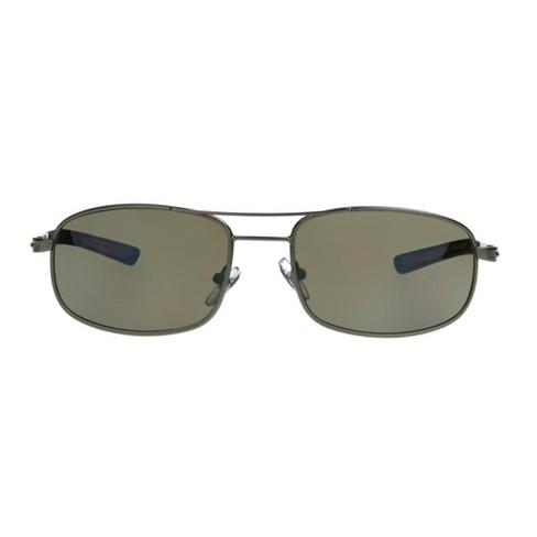 Foster Grant Men's Aviator Sunglasses - Stone Gray - image 1 of 2