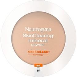 Neutrogena Skin Clearing Pressed Powder - 50 Soft Beige