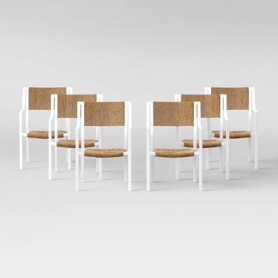 Buchanan Patio Dining Chair - White - Threshold™