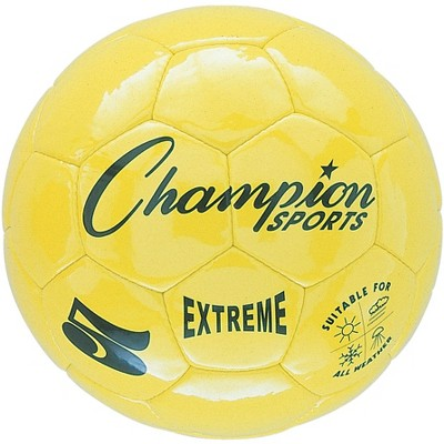 Champion Extreme Series Soccer Ball, Size 5 , Yellow