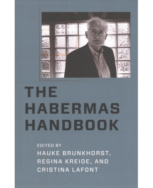Habermas Handbook -  (New Directions in Critical Theory) (Hardcover) - image 1 of 1