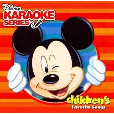 Disney Karaoke Series - Children's Favorite Songs (CD)