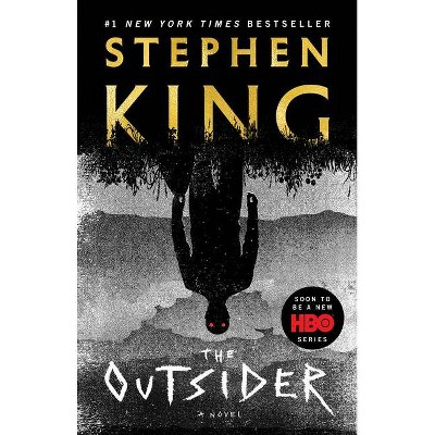 Outsider -  Reprint by Stephen King (Paperback)