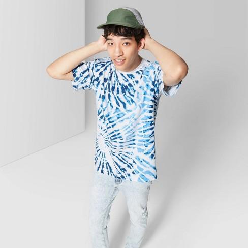 Men's Tie Dye Casual Fit Short Sleeve T-Shirt - Original Use™ - image 1 of 3
