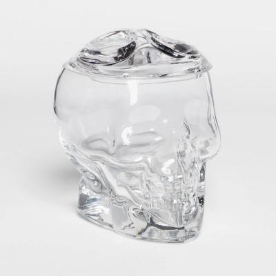 Skull Halloween Glass Jar - Hyde & EEK! Boutique™