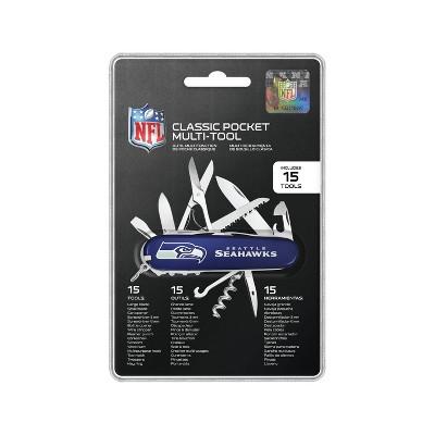NFL Seattle Seahawks Classic Pocket Multi-Tool