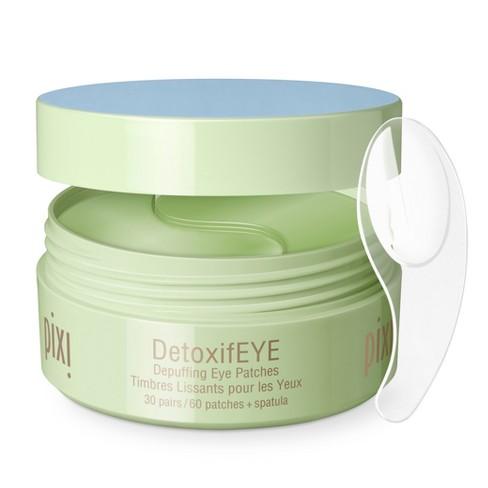 Pixi DetoxifEYE Facial Treatment - 60ct - image 1 of 4