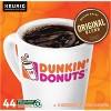 Dunkin' Donuts Original Bold Medium Roast Keurig K-Cup - 44ct - image 3 of 4