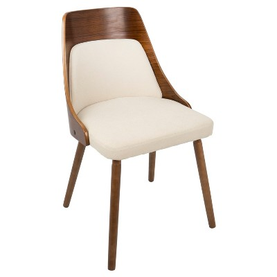 Anabelle Mid Century Modern Dining, Accent Chair - LumiSource