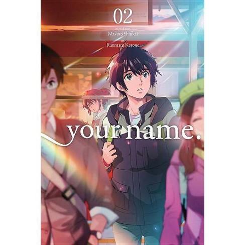 Your Name., Vol. 2 (Manga) - (Your Name. (Manga)) by  Makoto Shinkai (Paperback) - image 1 of 1