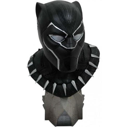 Marvel Legendary Comic Black Panther Half-Scale Bust [1/2 Scale] - image 1 of 1