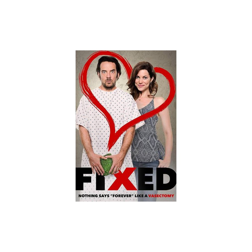 Fixed (Blu-ray), Movies
