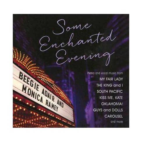 Monica Ramey - Some Enchanted Evening (CD) - image 1 of 1