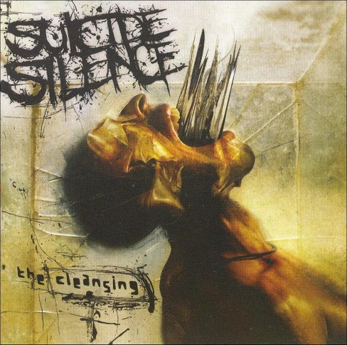 Suicide silence - Cleansing (CD) - image 1 of 1