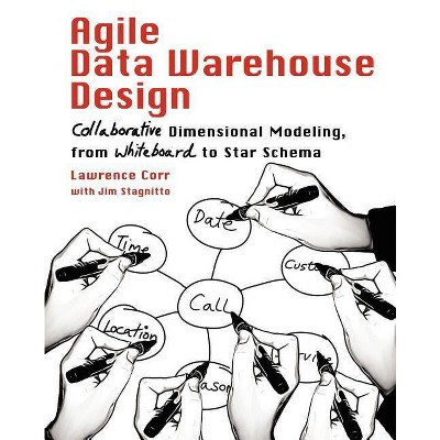 Agile Data Warehouse Design - by  Lawrence Corr & Jim Stagnitto (Paperback)