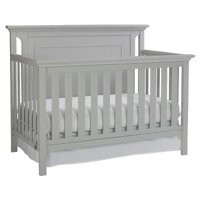 Ti Amo Carino 4-in-1 Convertible Crib - Mistey Gray
