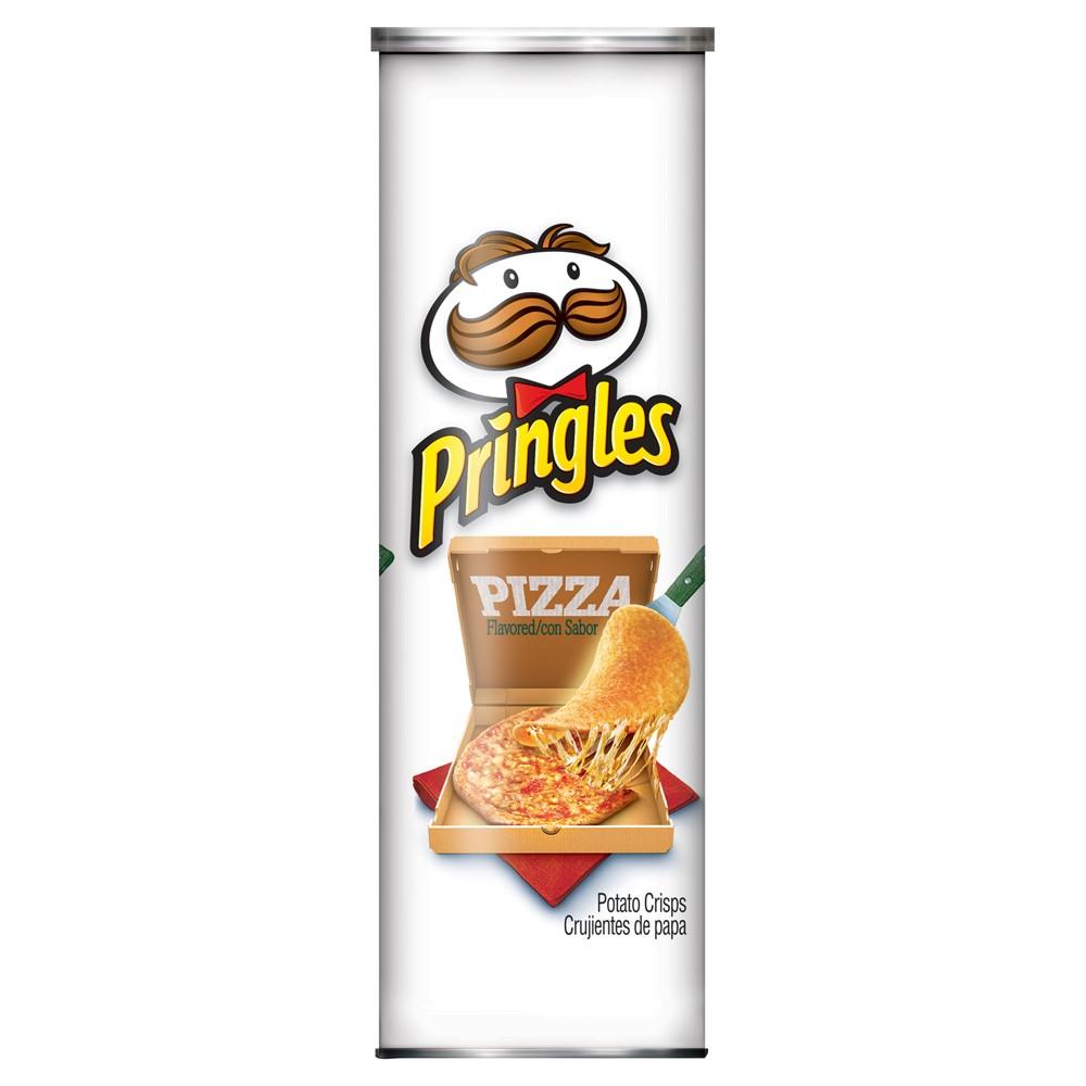 Pringles Pizza Potato Crisps - 5.5oz