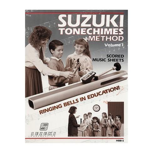 Suzuki Tonechimes Method Volume 1 - image 1 of 1
