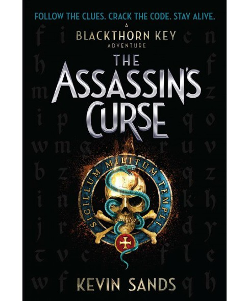 Assassin's Curse -  Reprint (Blackthorn Key) by Kevin Sands (Paperback) - image 1 of 1