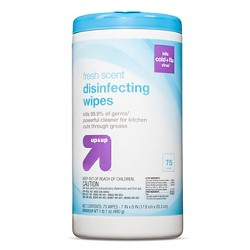 Disinfecting Wipes Fresh Scent 75 ct - Up&Up™
