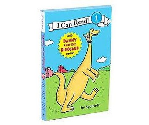 Danny and the Dinosaur Stories (I Can Read! Level 1) (Anniversary) (Paperback) by Syd Hoff - image 1 of 1