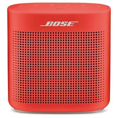 Bose® SoundLink® Color Bluetooth Speaker II - Red