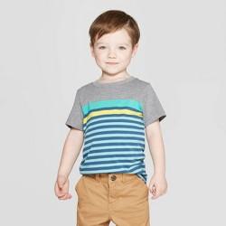 c32394a62 Toddler Boys' Short Sleeve Best Brother T-Shirt - Cat & Jack™ Blue ...
