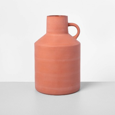 Large Terracotta Vase - Hearth & Hand™ with Magnolia