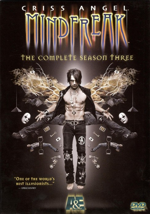 Criss Angel: Mindfreak - The Complete Season Three (3 Discs) (dvd_video) - image 1 of 1