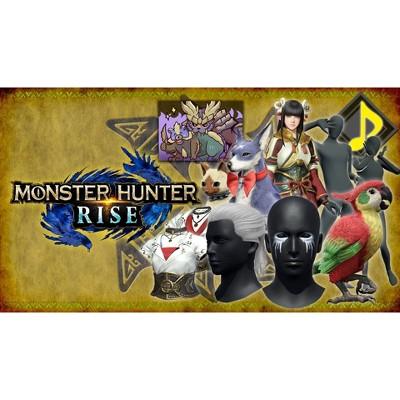 Monster Hunter Rise DLC Pack 2 - Nintendo Switch (Digital)