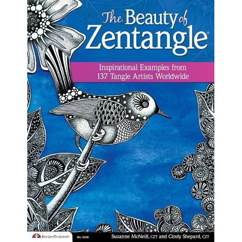 The Beauty of Zentangle - by  Suzanne McNeill & Cindy Shepard (Paperback) - image 1 of 1