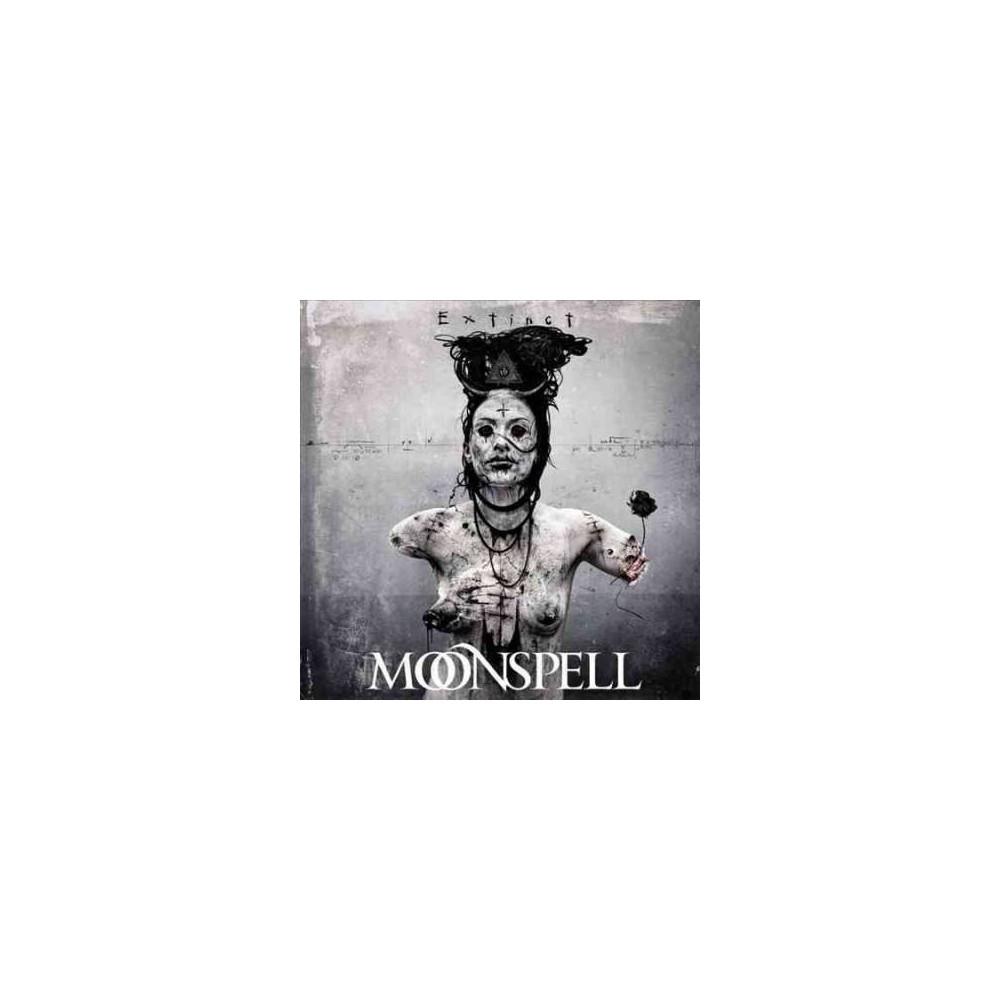 Moonspell - Extinct (CD), Pop Music