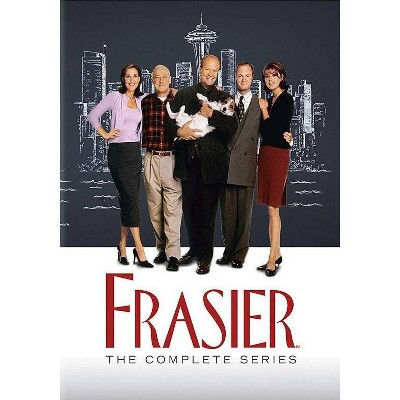 Frasier: The Complete Series (DVD)(2020)
