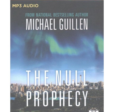 Null Prophecy -  by Michael Guillen (MP3-CD) - image 1 of 1