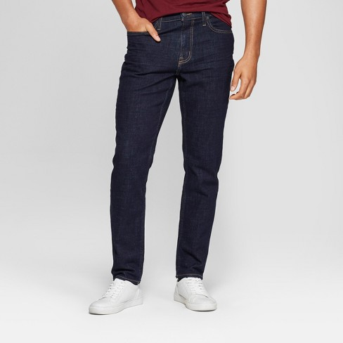 Men's Athletic Fit Jeans - Goodfellow & Co™ Rinse Wash - image 1 of 3
