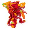 "Bakugan Ultra Dragonoid with Transforming Baku-Gear Armored Alliance Collectible Action Figure 3"" - image 4 of 4"