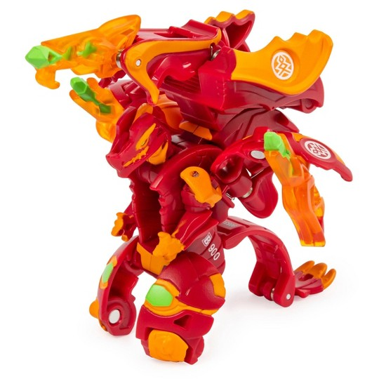 "Bakugan Ultra Dragonoid with Transforming Baku-Gear Armored Alliance Collectible Action Figure 3"" image number null"