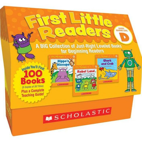 First Little Readers: Guided Reading Level D (Classroom Set) - by  Liza Charlesworth (Mixed Media Product) - image 1 of 1