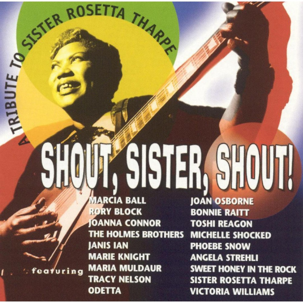 Various - Shout Sister Shout Tribute To Sister (CD)