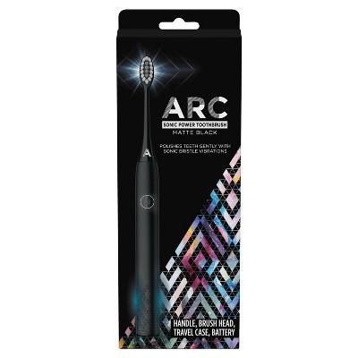 ARC Metal Sonic Power Toothbrush + Travel Case