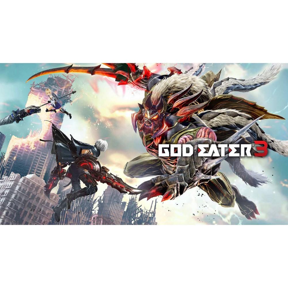 God Eater 3 - Nintendo Switch (Digital)