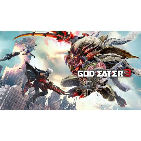 God Eater 3 - Nintendo Switch (Digital) - image 1 of 4