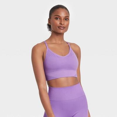 Women's Seamless Strappy Bra - JoyLab™