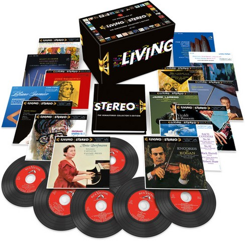 Various - Living Stereo:Remastered Collector's (CD) - image 1 of 1