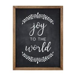 Joy to the World Chalkboard Sign - Threshold™