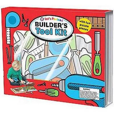 Let's Pretend Builders Tool Kit (Hardcover)(Roger Priddy)